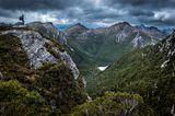 Western Arthurs Traverse, Australien