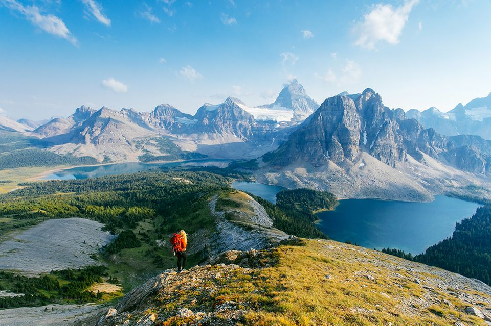 Great Divide Trail, Kanada