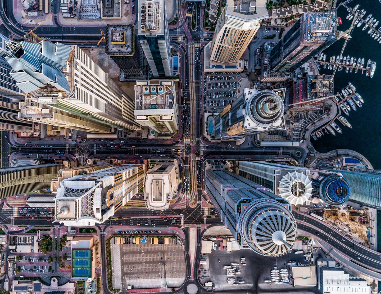 Dubai von oben - International Drone Photography Contest