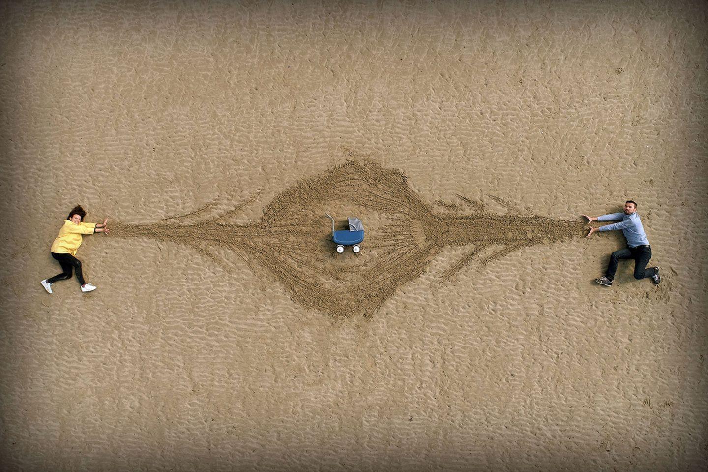 "Drohnenfoto ""The next Level"""