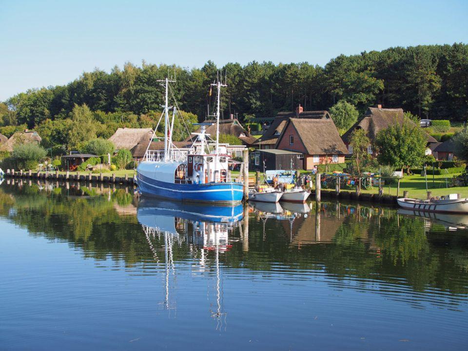 Der Hafen von Gothmund