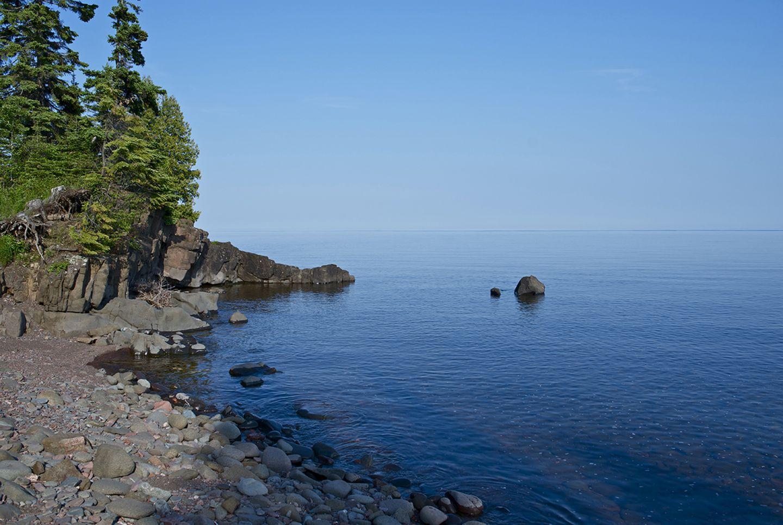 Oberer See / Superior Lake