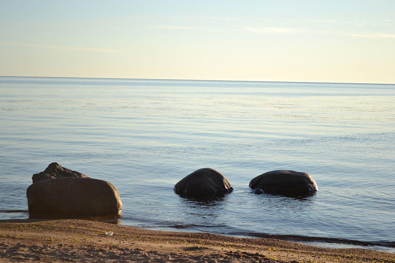 Ladogasee / Lake Ladoga