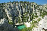 Calanques, Frankreich