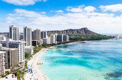 Waikiki Beach, Honolulu