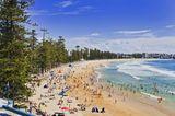Manly Beach, Australien