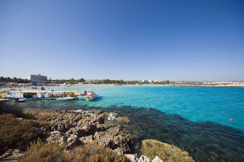 Nissi Beach, Zypern