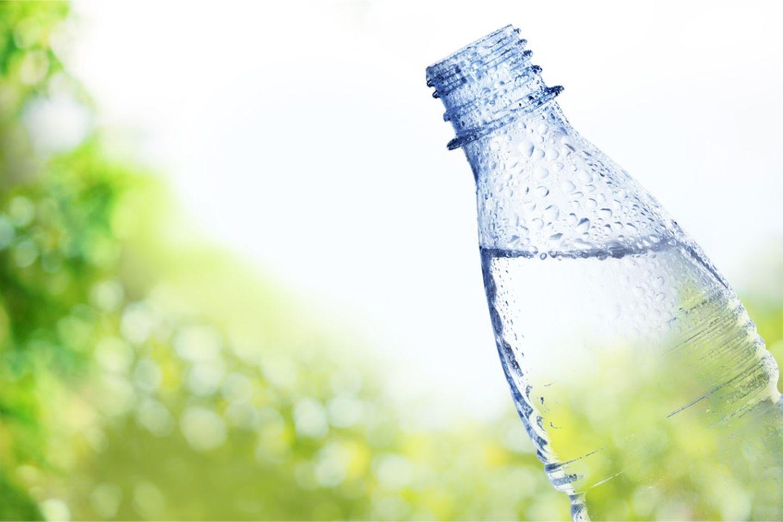 Mineralwasserflasche