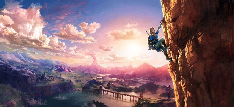 The Legend of Zelda - Breath of the Wild