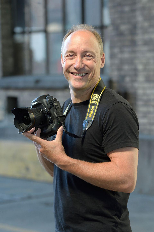 GEO Reporter live erleben: Manuel Bauer