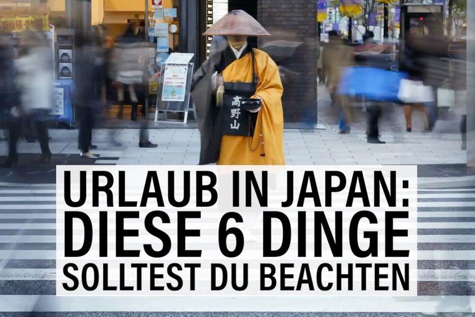 Japan Regeln