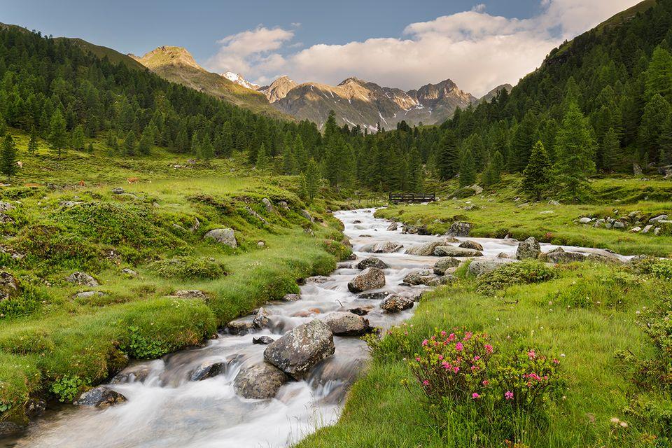Debanttal, Nationalpark Hohe Tauern, Österreich