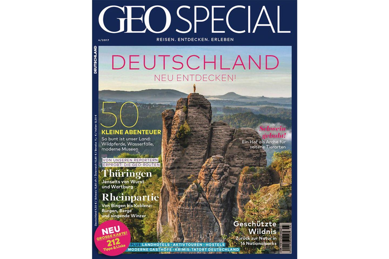 Cover GEO Special Deutschland