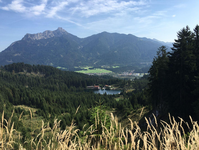 Frauensee am Lechweg