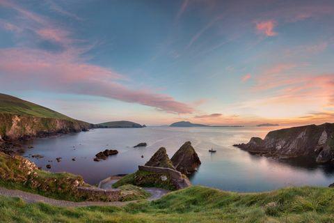 Slea Head in Dinle, Irland