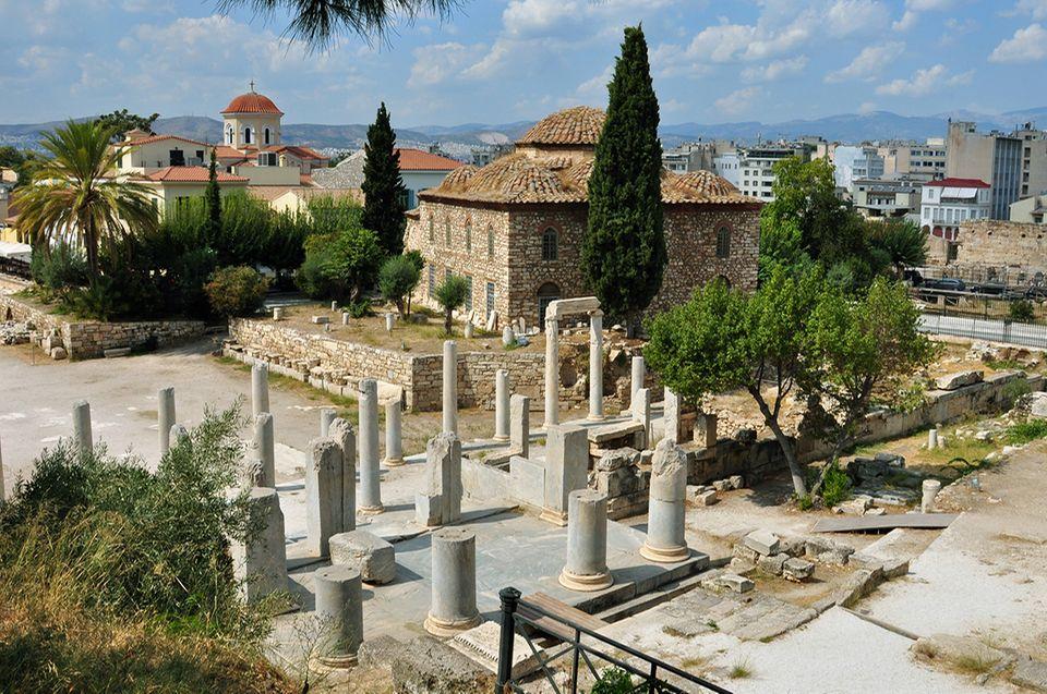 Das antike Athen