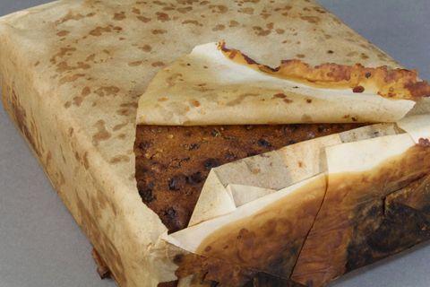 Kuchen in der Antarktis gefunden
