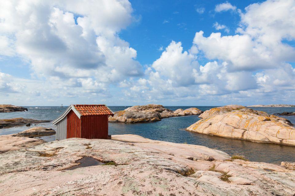 Tjurpannan Naturreservat in Schweden