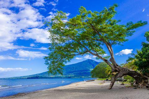 Strand auf der Isla Ometepe