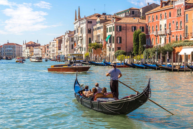Venedig, Gondel