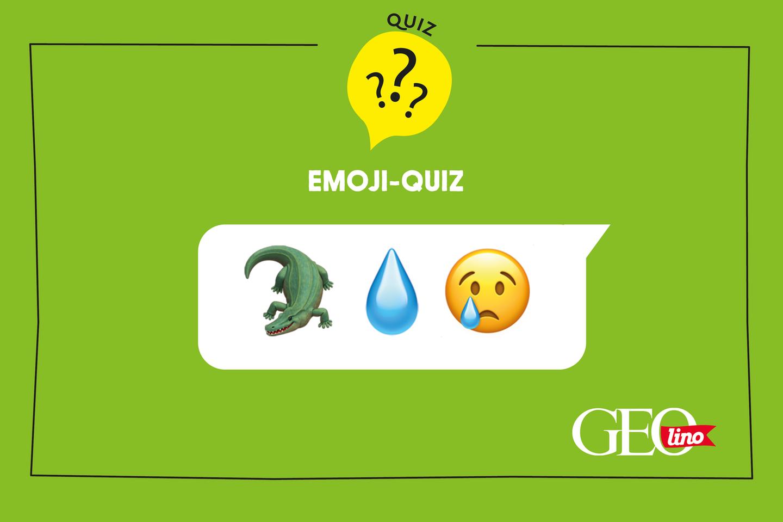 Emoji-Rätsel