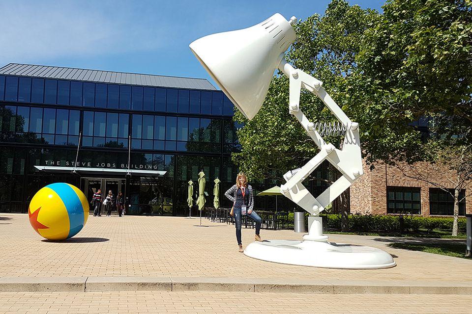 Das Pixar Animationsstudio in Emeryville