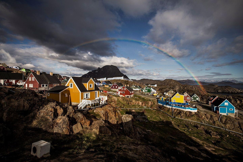 Sisimiut/Grönland