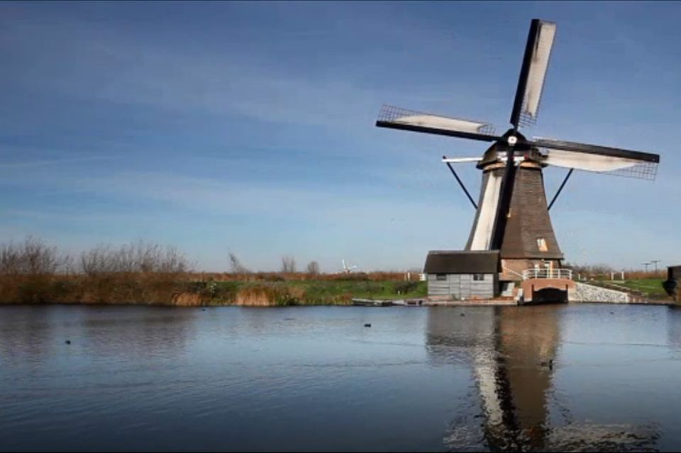 Mühle in Holland