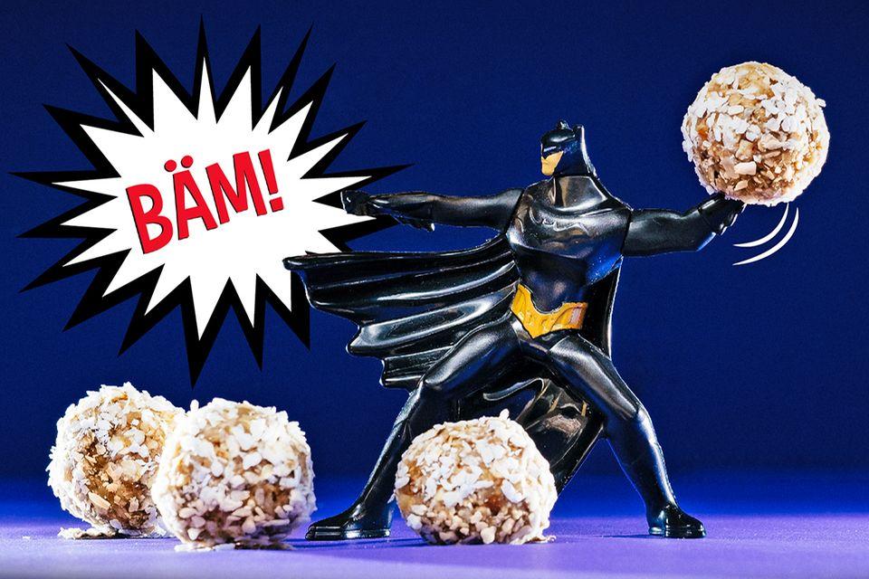 Batmans Energiekugeln
