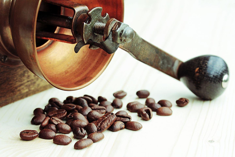 Kaffee-Handmühle
