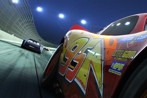 CARS 3 Rennen