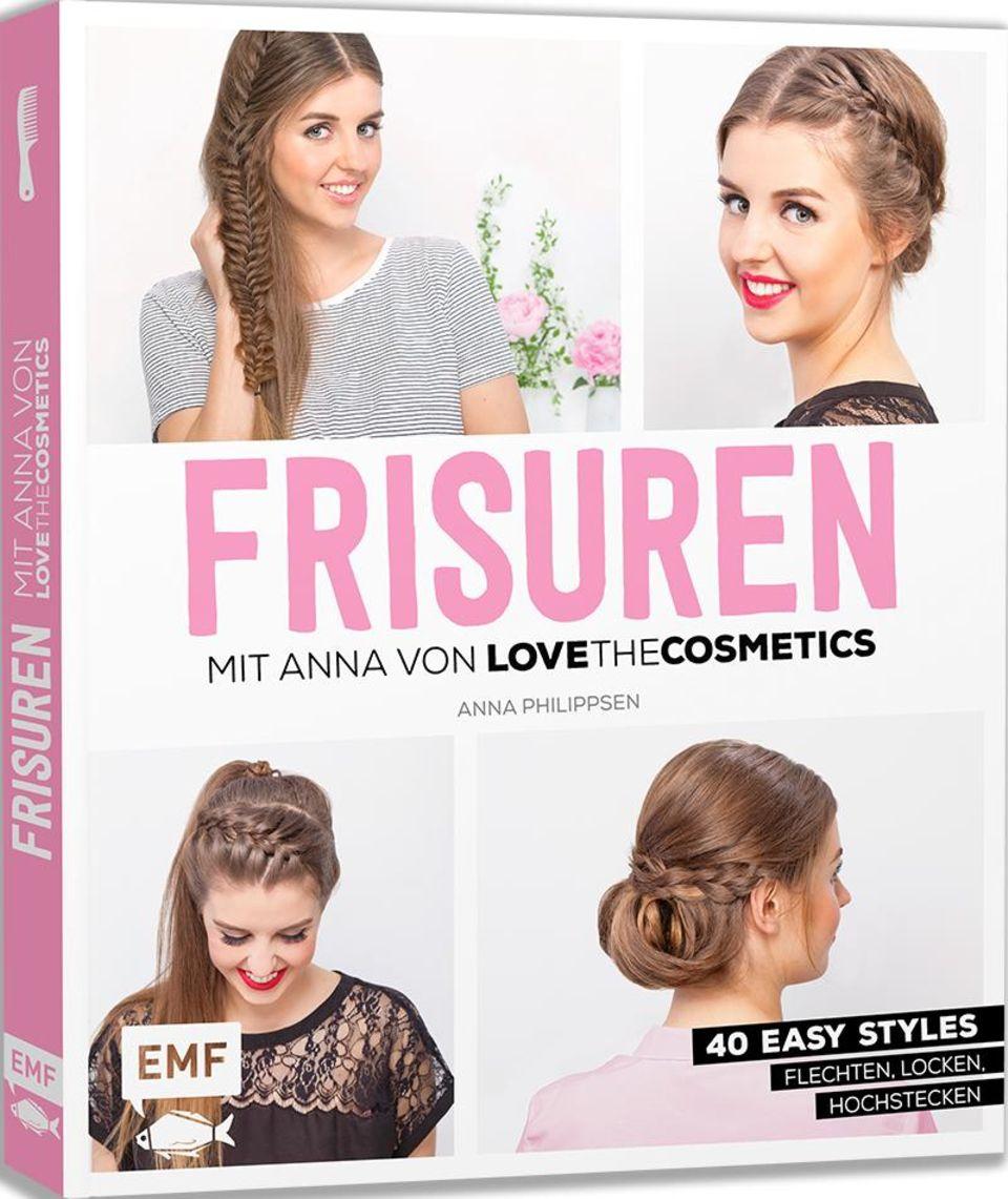 FRISUREN - Anna Love the Cosmetics
