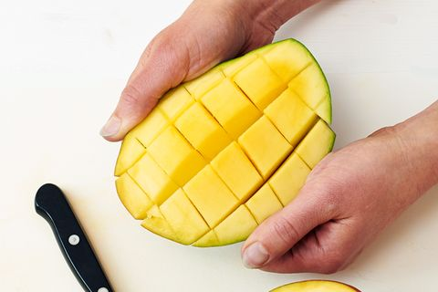 Mango umstülpen