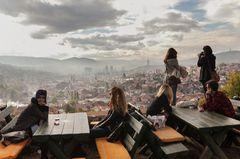 Bosnien Herzegowina, Sarajevo