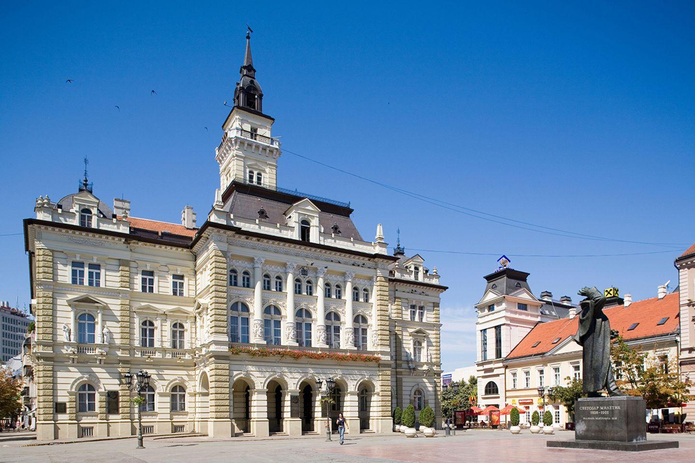 Serbien, Novi Sad