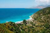 Albanien, Piqueras