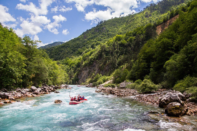 Bosnien Herzegowina, Tara