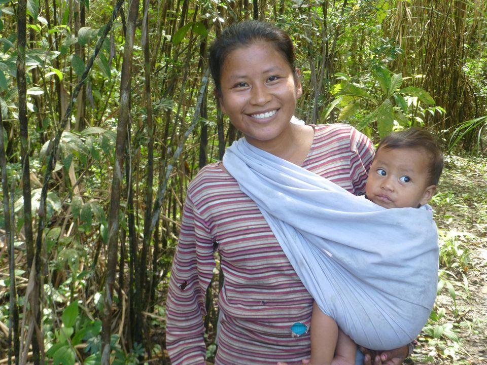 Ecuador: Mindestens zwei Drittel der Projektbegünstigten sind Frauen