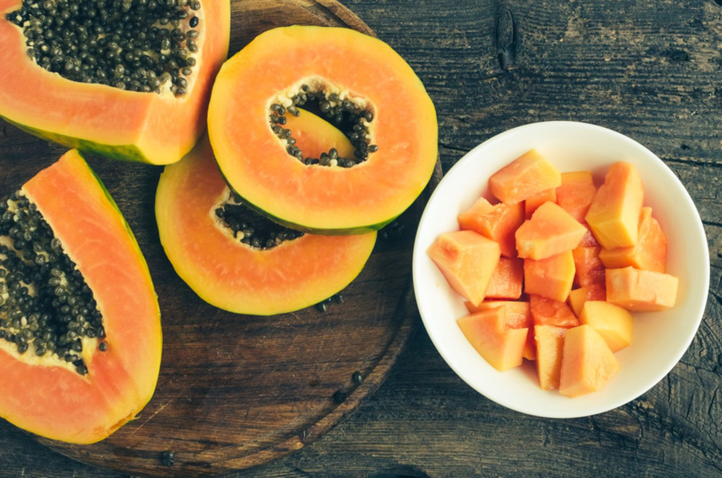 Papaya, Superfood