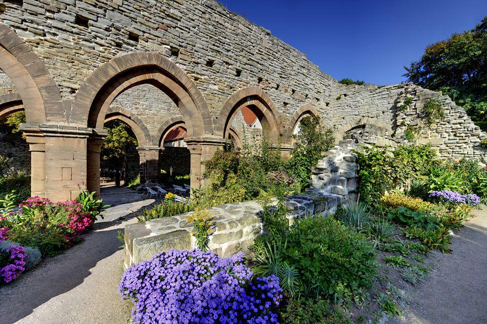 Kloster Pfalz Memleben