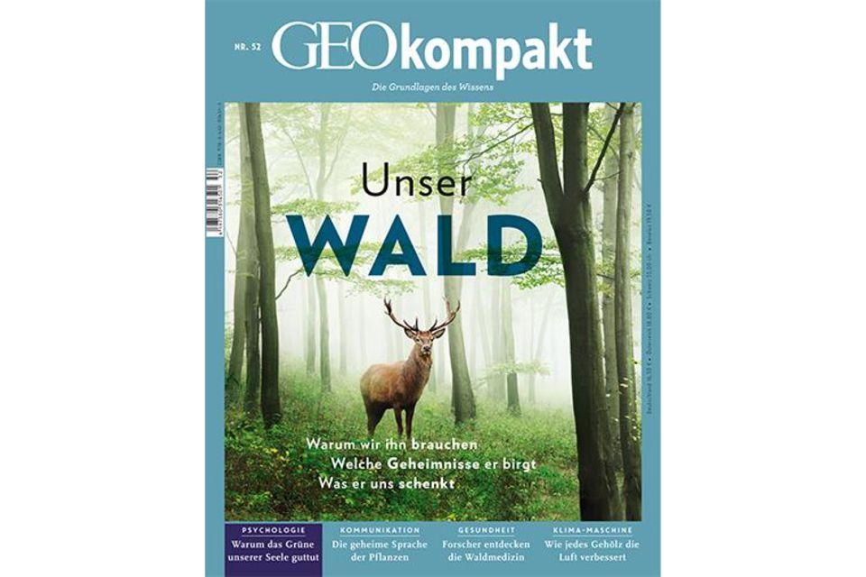 "GEOkompakt ""Unser Wald"""