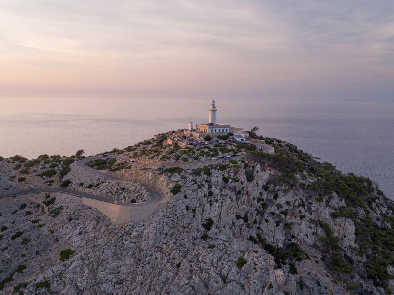 Leuchtturm, Mallorca