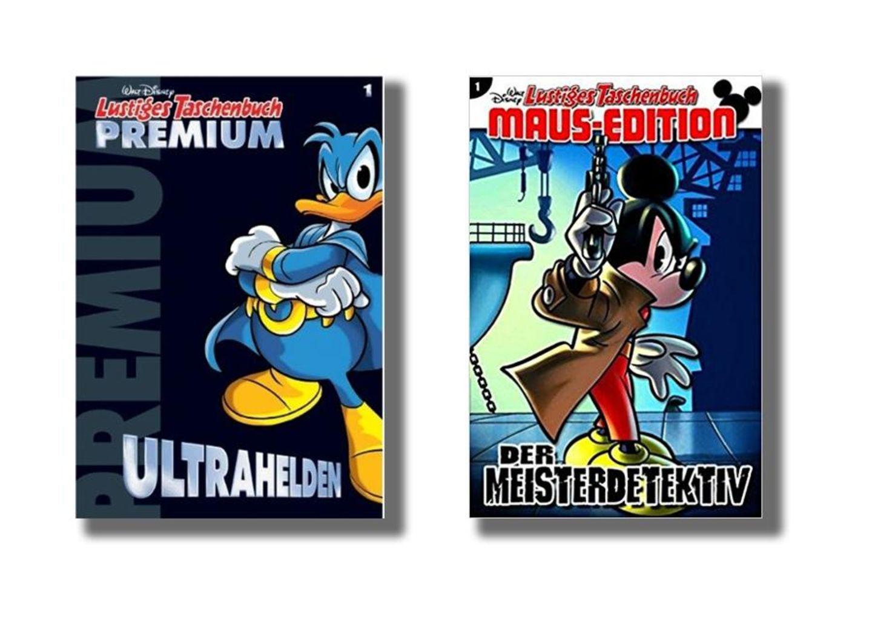 LTB Premium und Maus Edition