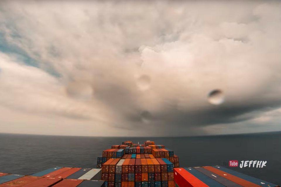 Aussicht auf Weltmeere