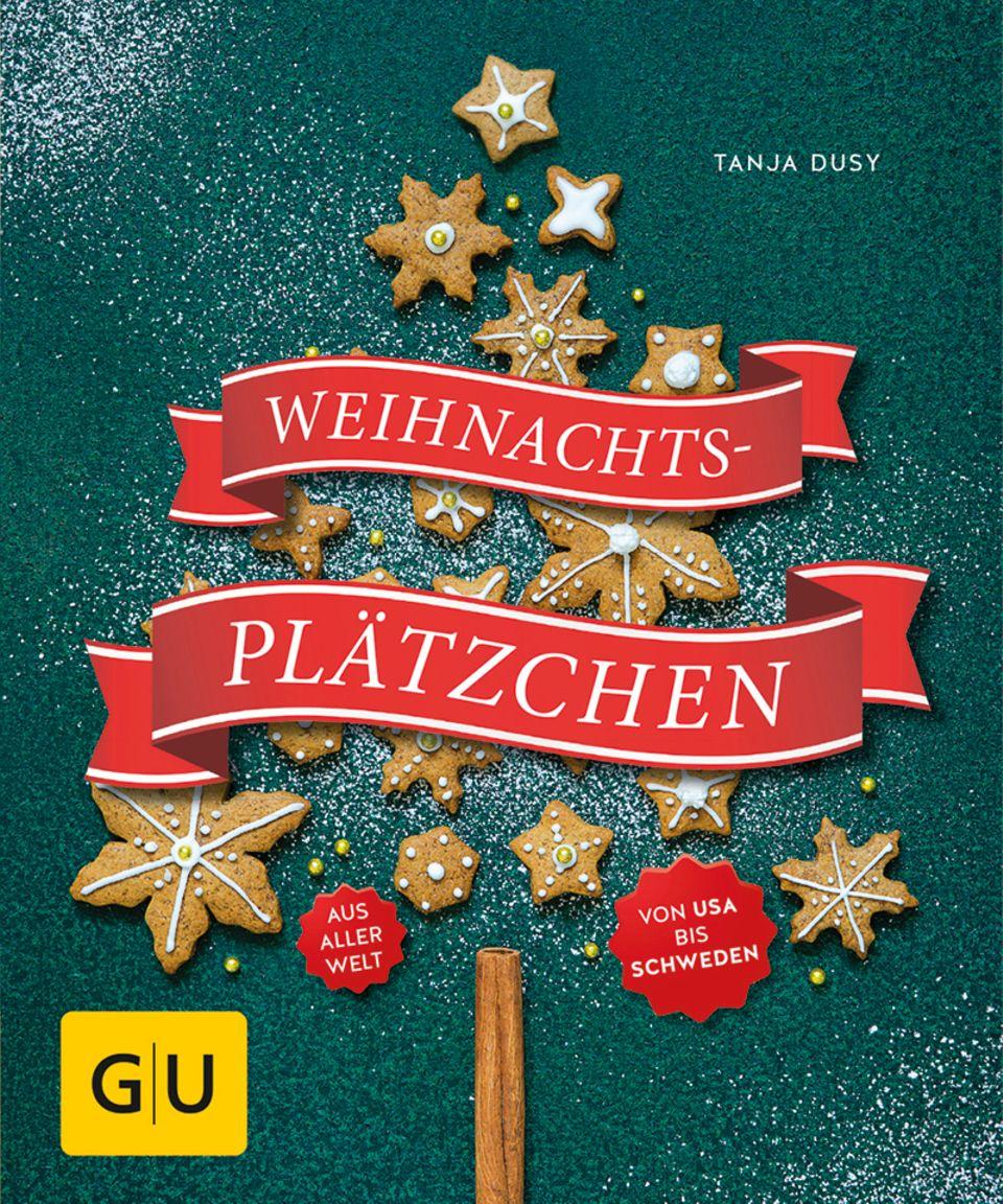 Weihnachtsplätzchen GU Verlag