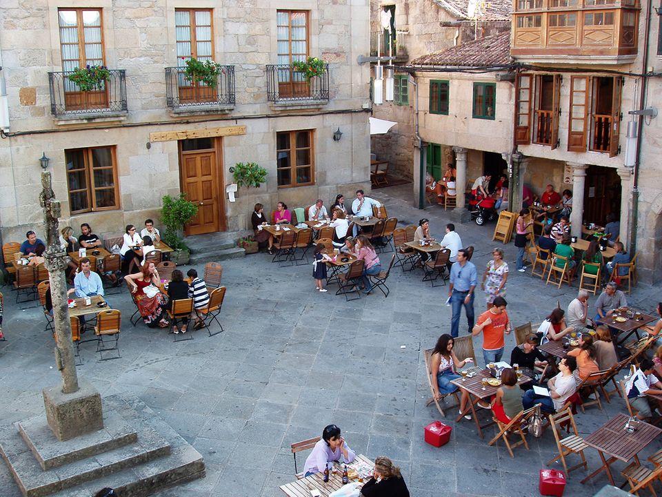 Pontevedra, Galicien