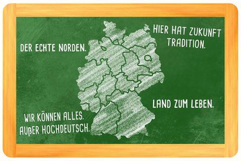 Tafel Bundesländer