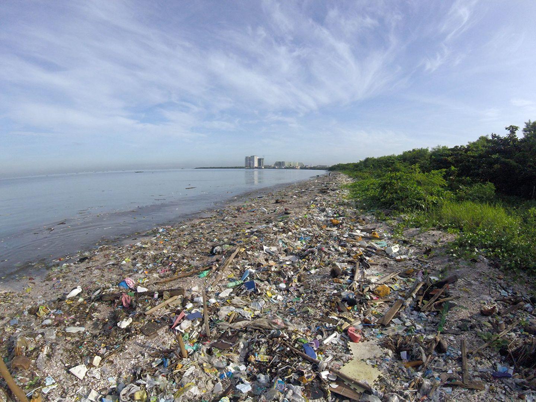Strand von Manila