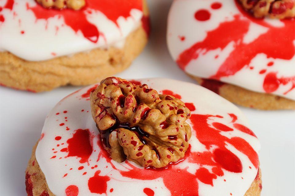 Walnuss Gehirn Kekse
