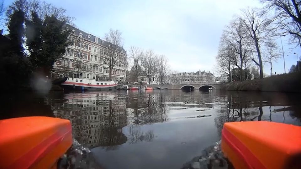 Autonomes Fahren: Forscher testen selbstfahrende Boote in Amsterdam